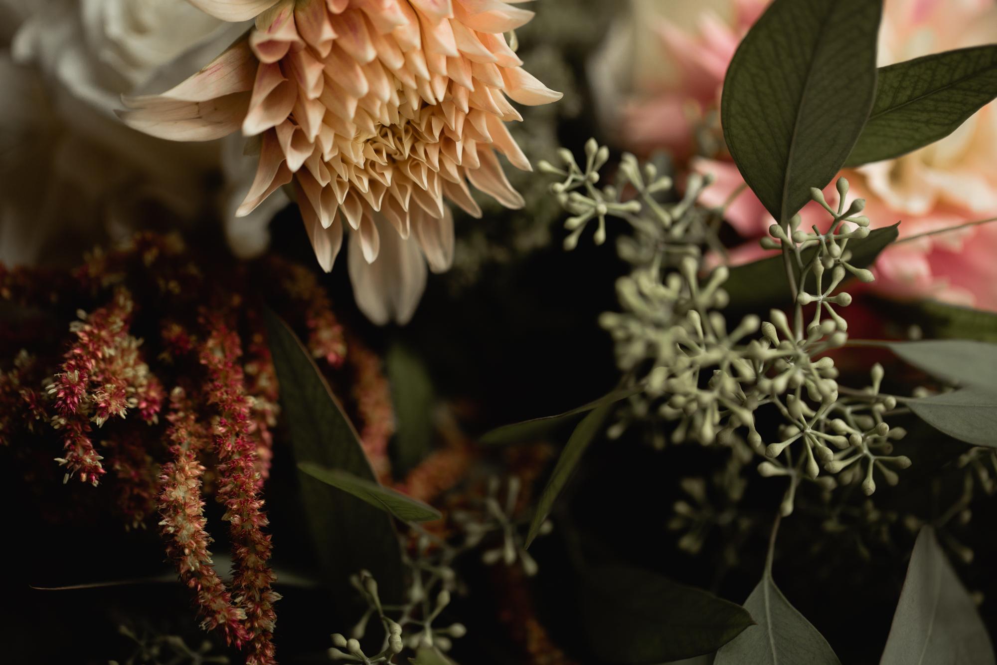 BC Adventure Elopement Flowers