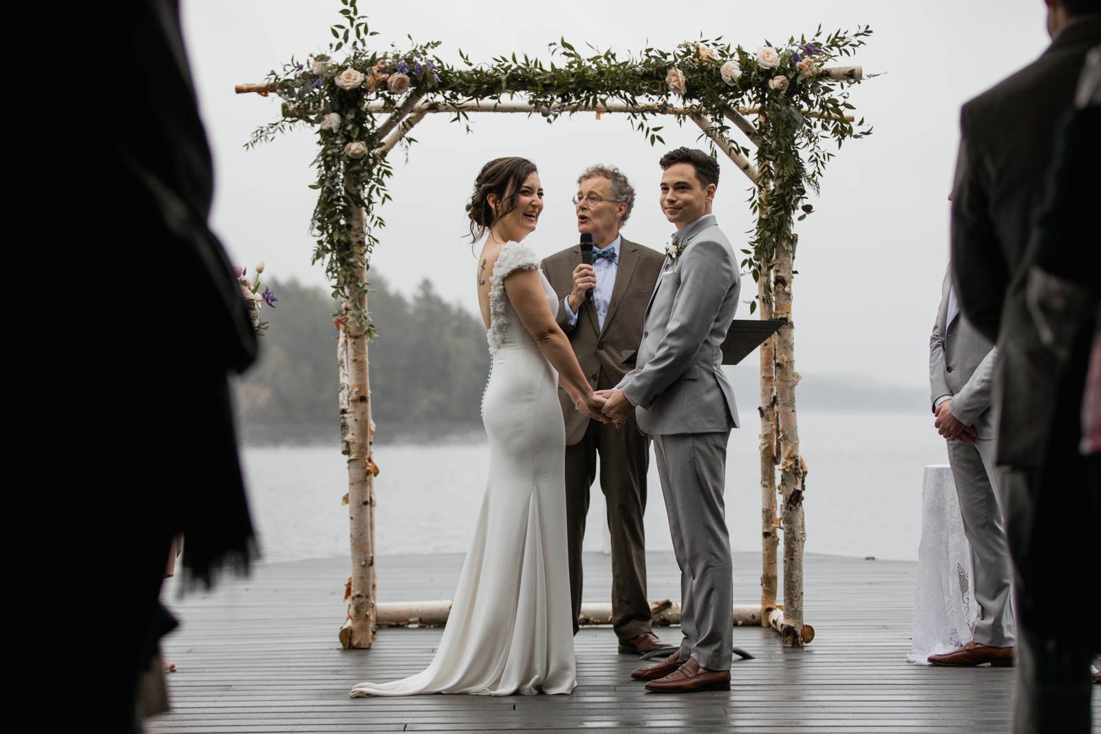 Port Cunnington Lodge Wedding