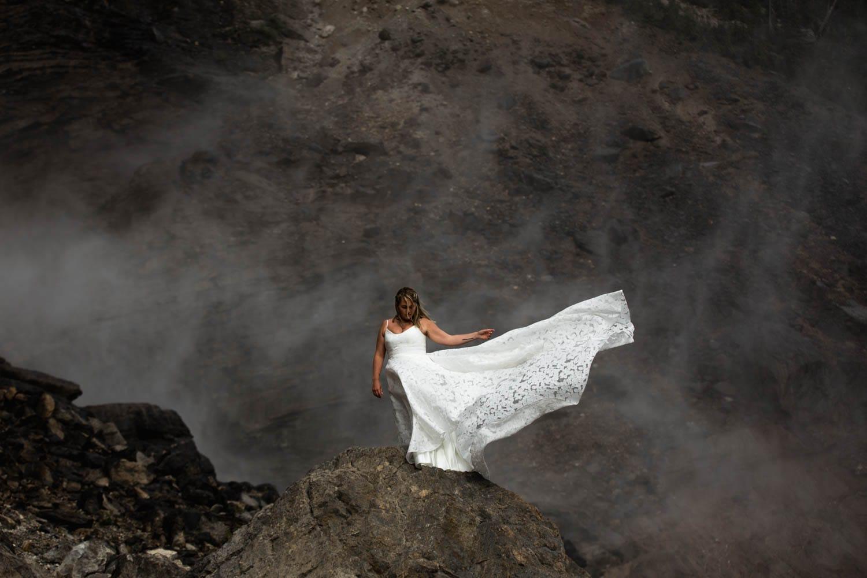Banff Adventure Wedding Photographers