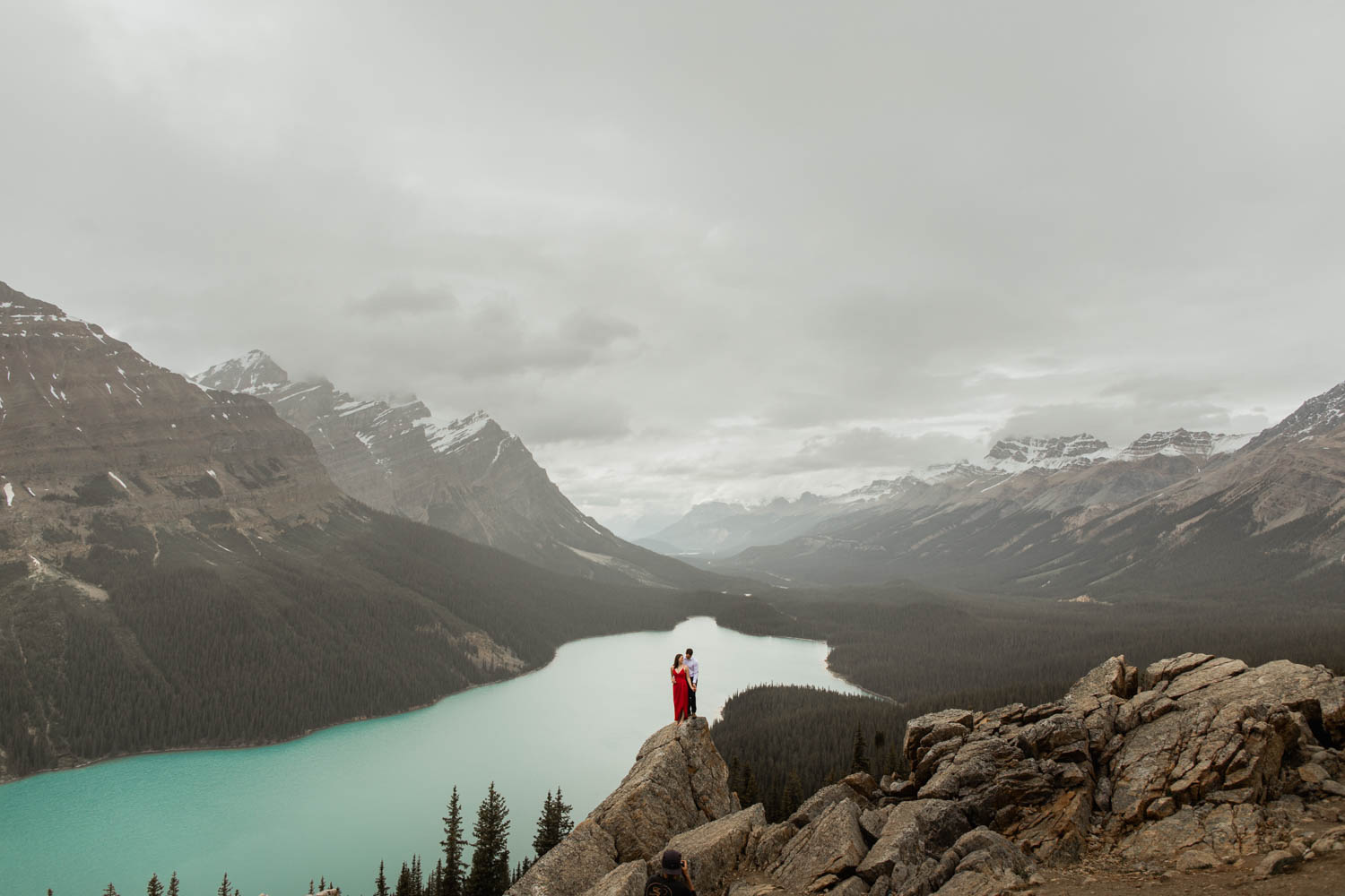 Banff Engagement Photographers--8-1