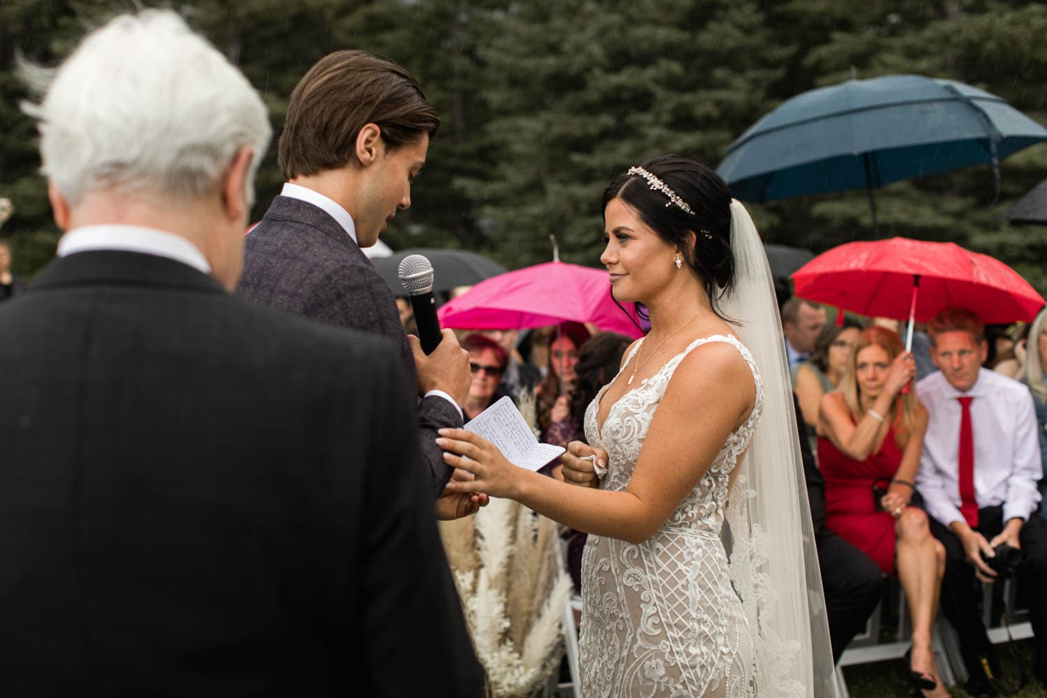 canmore ceremony