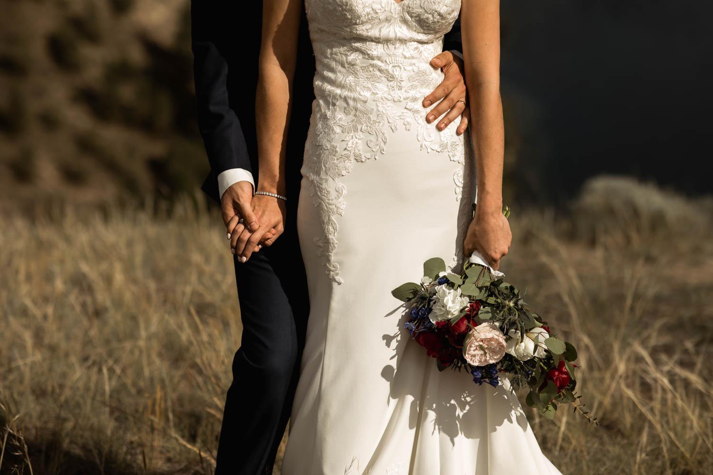 Invermere Wedding Portraits