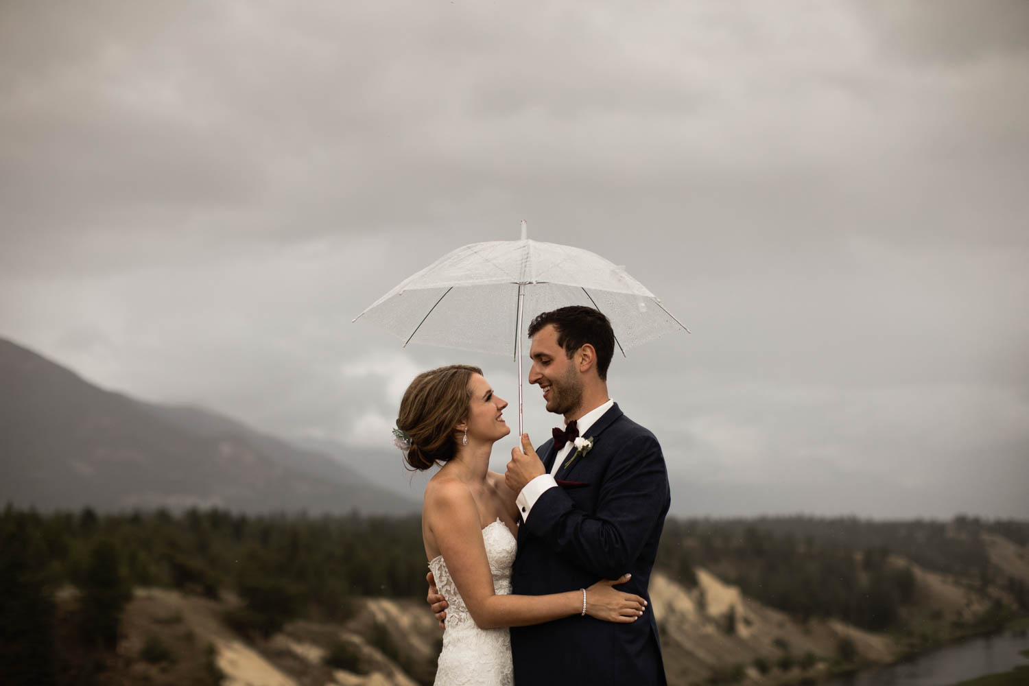Invermere Eagle Ranch Resort Wedding Photographers