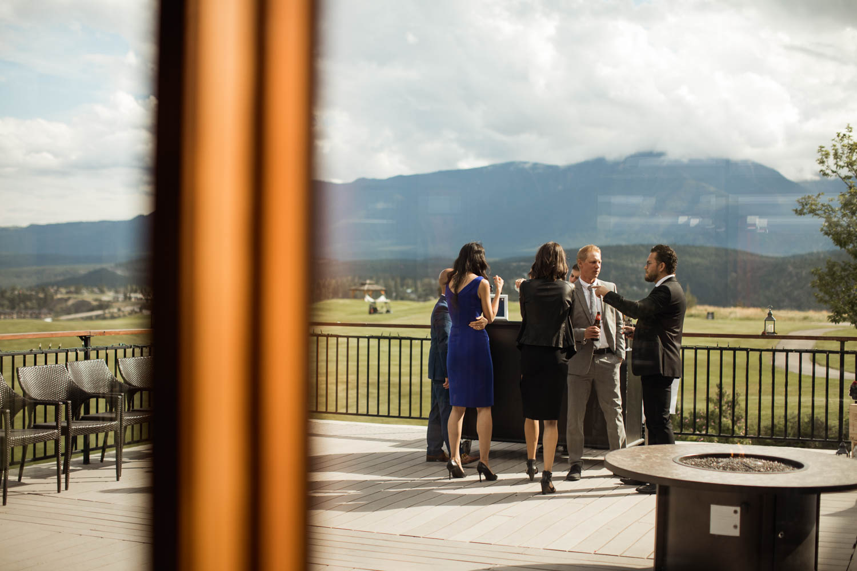 Eagle Ranch Reception