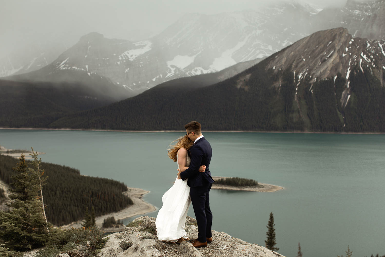 Kananaskis elopement location