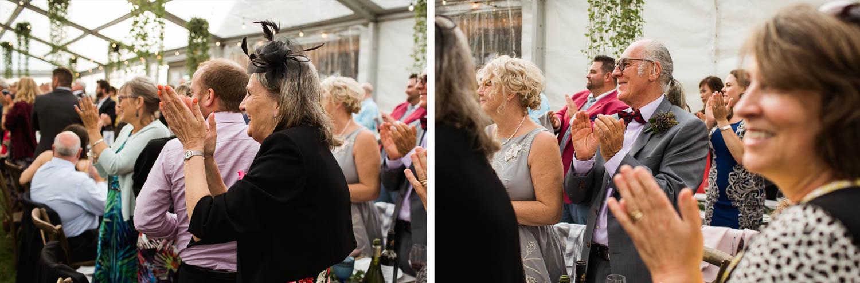 Okotoks Wedding Reception