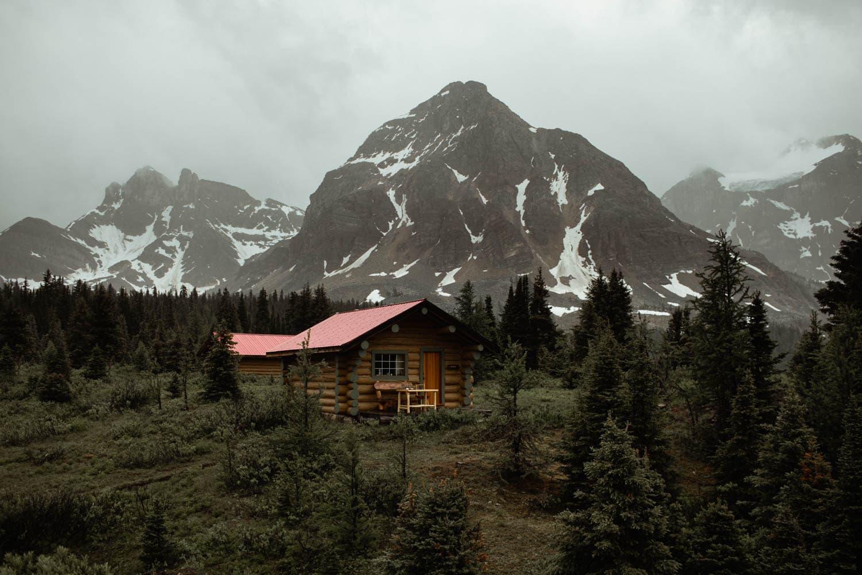Mt Assiniboine Lodge Cabin
