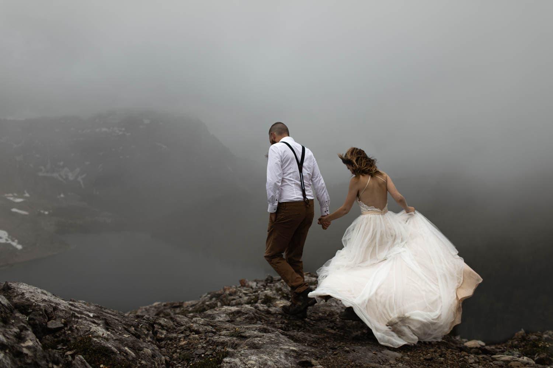 Canadian Elopement Photographers