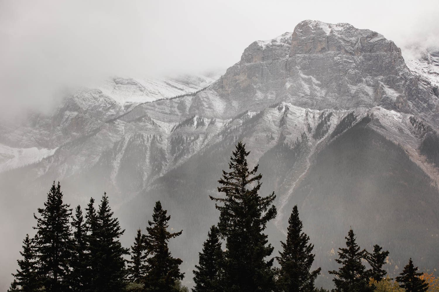 canmore landscape