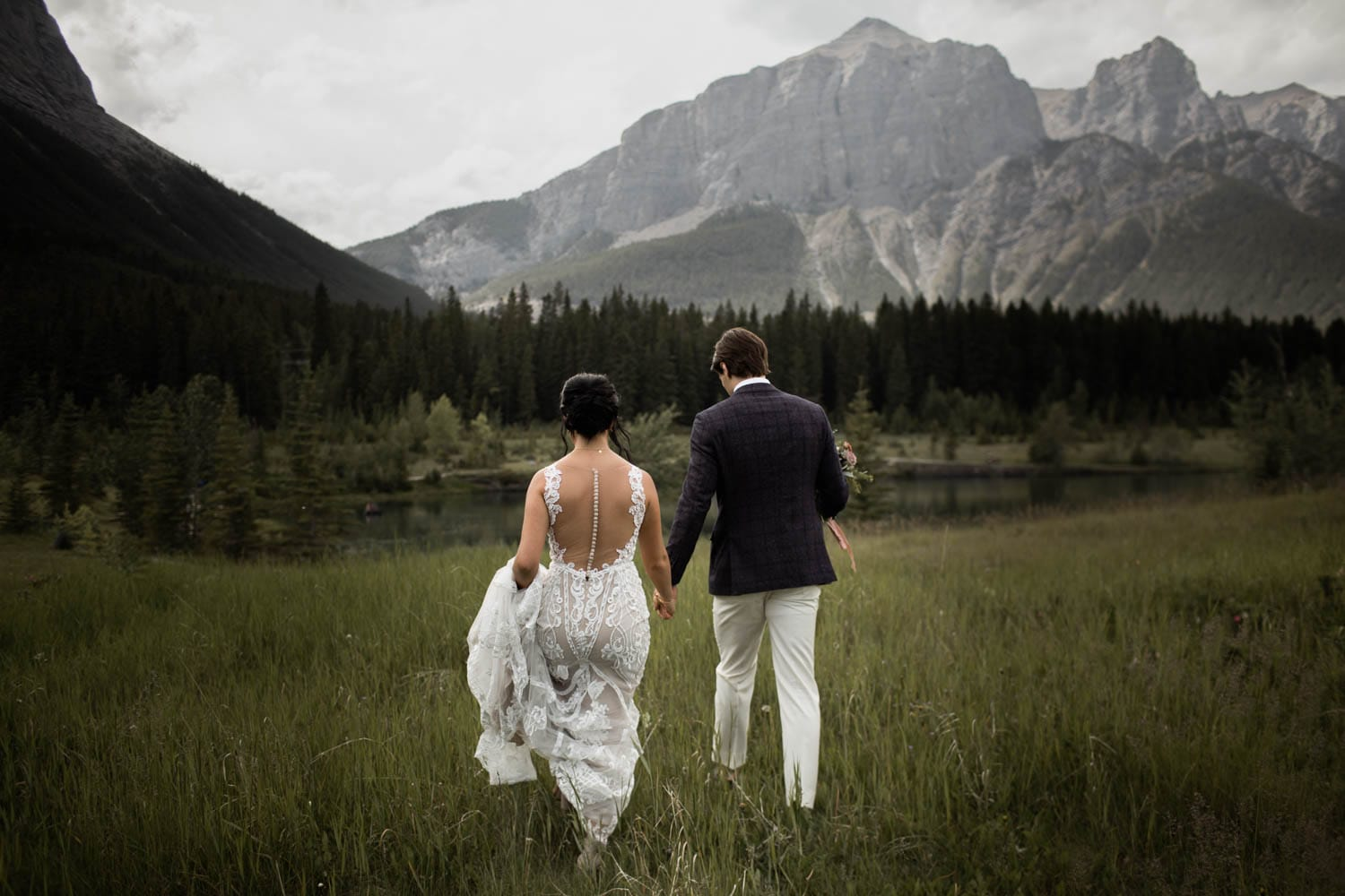 Canmore Elopement