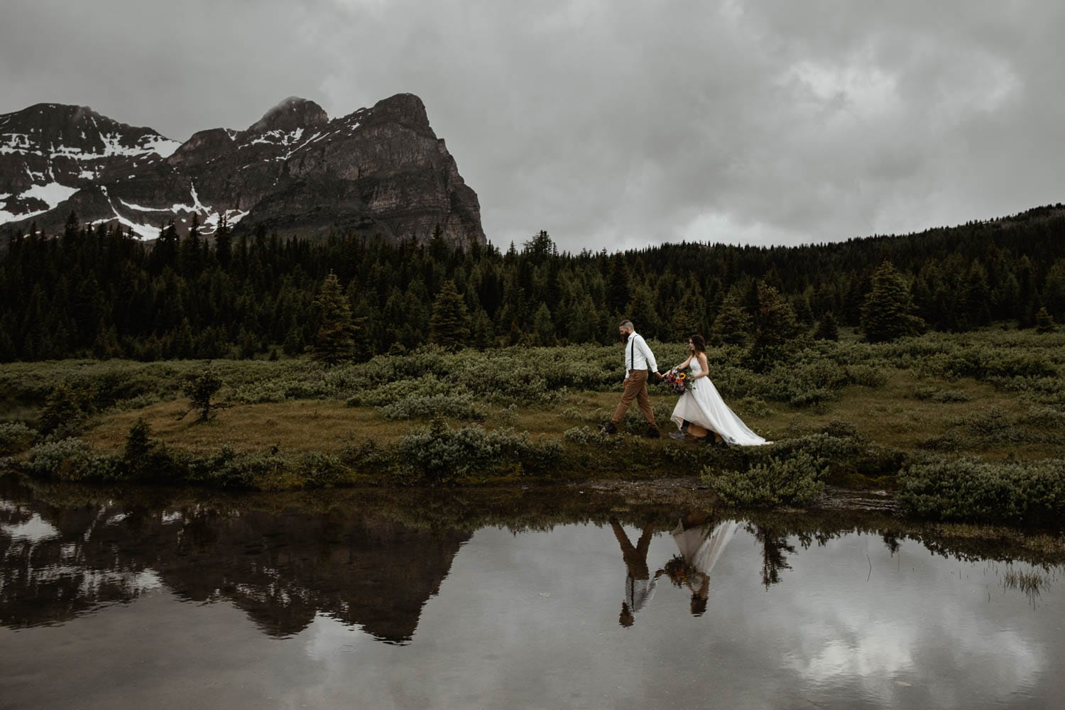 How to Elope in Banff National Park