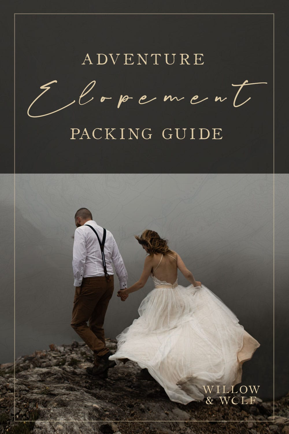 adventure elopement packing guide