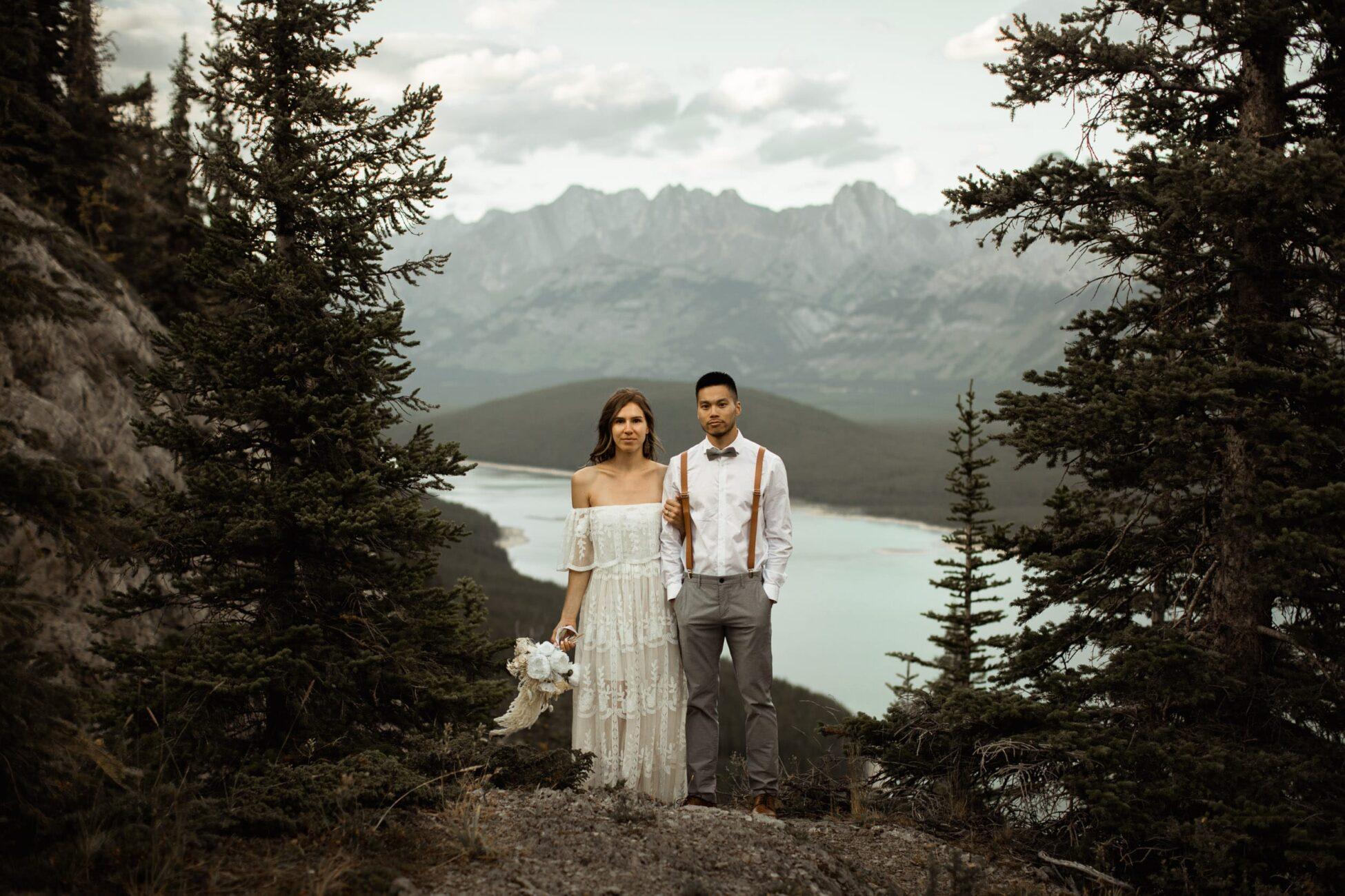 Banff Boho Adventure Elopement
