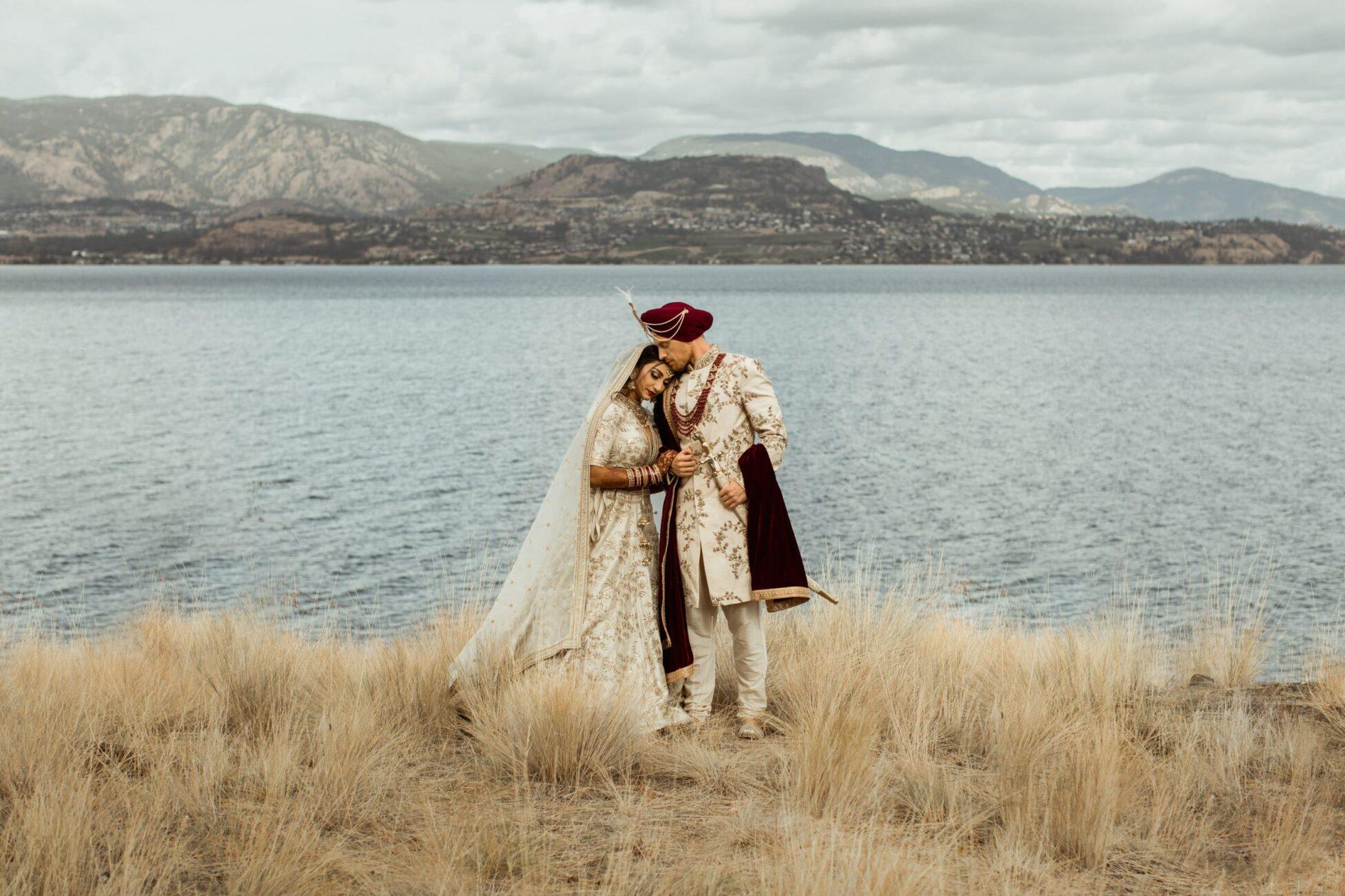 Kelowna Wedding at Cedar Creek Estate
